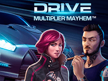 В онлайн-заведении Drive: Multiplier Mayhem